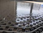 Speciální stěrky Cemix pro pokládku podlahového topení