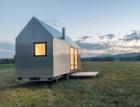 Dům na kolech Mobile Hut zvládne i home office