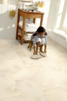 Ekologická elastická podlaha Wineo PURLINE, kolekce Stone, dekor Sola (zdroj: KPP)