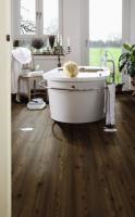 Ekologická elastická podlaha Wineo PURLINE, kolekce Wood, dekor Aves Brown (zdroj: KPP)