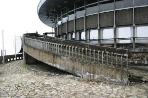 Exteriérové betonové konstrukce jsou na hranici životnosti
