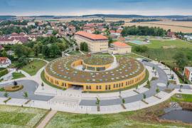 NOVOSTAVBA NEBYTOVÉHO OBJEKTU, nový pavilon ZŠ a ZUŠ Líbeznice, Měšická 322