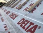 VIDEO: Ukázka pokládky nadkrokevní izolace DELTA®-MAXX POLAR AL