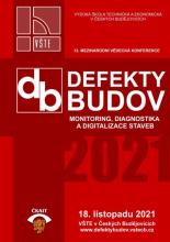 Konference Defekty budov 2021