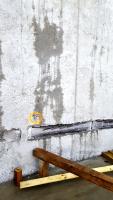 Obr. 5: Projev špatného zhutnění betonové směsi