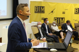 Konference BIM ve stavebnictví 2021