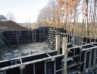 Realizace vodonepropustných betonových konstrukcí, tzv. bílé vany