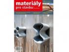Materiály pro stavbu 5/2021