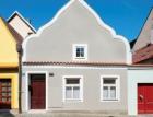 Rekonstrukce domu v Třeboni