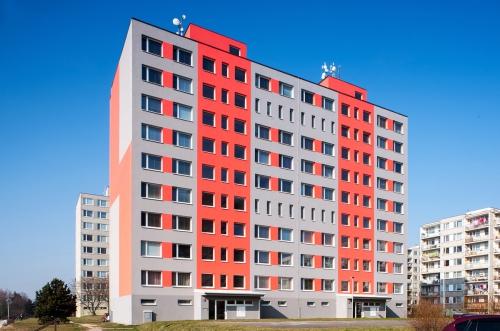 Obr. 10: Bytový dům, Praha 9-Horní Počernice