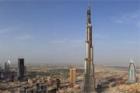 Emirát Dubaj slavnostně otevřel nejvyšší mrakodrap světa