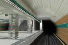 Metrostav aHochtief postaví prodloužení metraA