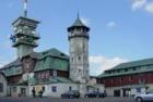 Na Klínovec se staví inženýrské sítě