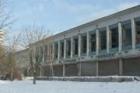 Děčín začal ruinu budovy Atlantik předělávat na knihovnu