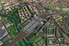 Brno zahájilo projekt městské rychlodráhy