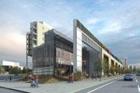 Obchodní komplex Central vMostě otevře vpolovině května
