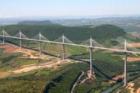 Před 5 lety byl otevřen nejvyšší silniční most světa
