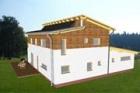 RD Rýmařov zahájil sériovou výrobu pasivních domů