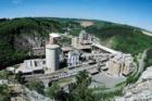 Výroba cementu v ČR se v pololetí propadla očtvrtinu
