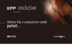 S VIP kartou se dostanete kdykoliv do showroomu KPP