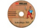 Se zděním zbroušených cihel HELUZ pomůže nové DVD