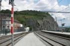 V Ústí nad Labem secvičně staví protipovodňová hráz