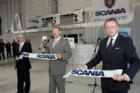 Scania otevřela nový servis vPaskově