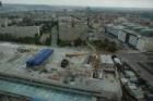 Byla dokončena hrubá stavba projektu Arkády Pankrác