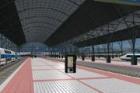 Modernizace pražského hlavního nádraží pokračuje
