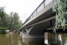 Ústecký kraj zrekonstruoval zámecký most v Libochovicích