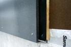 Zásady správné montáže fasád zcementotřískových desek
