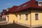 Rodinný dům se solárními omítkami Maxit