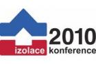 Registrace na konferenci Izolace 2010 byla prodloužena