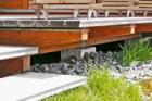 Konstrukční ochrana dřeva zabudovaného ve stavbách