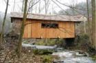 Dřevěné mosty v okolí Nedvědice