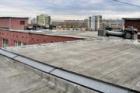 Zateplování dvouplášťových střech panelových bytových domů