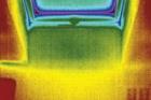 Termodiagnostika pro odhalování vad tepelné izolace avzduchotěsnosti