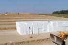 Využití polystyrenu vnáspu dálniční konstrukce