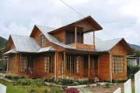 Dřevěné konstrukce vPeru