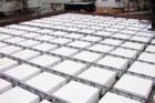Monolitická stropní konstrukce vylehčená hranoly zpěnového polystyrenu