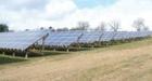 Největší fotovoltaické elektrárny v České republice I - solární parky v Bušanovicích a Dubňanech