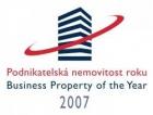 Immo Industry Group uspěla vsoutěži Podnikatelská nemovitost roku 2007