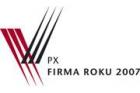 PX firma roku 2007 a Makro Živnostník roku 2007