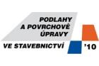 Podlahy 2010 – program