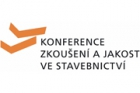Závěrečná pozvánka na konferenci Zkoušení a jakost ve stavebnictví