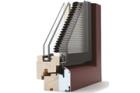 EDITION 4 Vetro Design – bezrámové celoprosklené okno s protisluneční ochranou