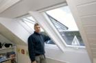 Nové výklopně-kyvné okno GHU