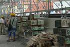 Oprava hydroizolace a zábradlí Karlova mostu je hotova
