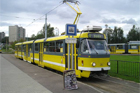 Plzeň připravuje stavbu tramvajové tratě na Borská Pole