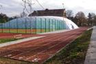 Sokolové dokončili v centru Pardubic sportovní areál